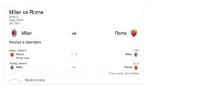 Milan-Roma, streaming-diretta tv: dove vedere Serie A_