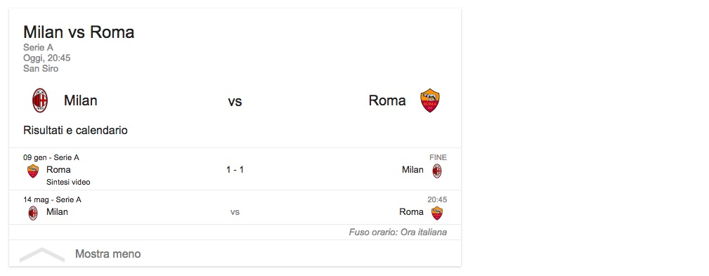 Milan-Roma, streaming-diretta tv: dove vedere Serie A_2