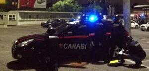 Guarda la versione ingrandita di Milano: polizia anti terrorismo a stadio e metro per...(foto Ansa)