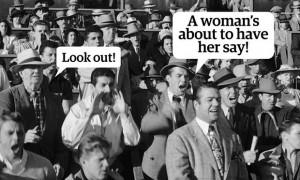Guarda la versione ingrandita di Twitter: 50% messaggi misogini e sessisti è scritto da donne