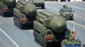 Missili intercontinentali russi