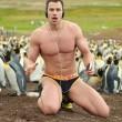 Bryan Hawn è Mr sedere: versione gay di Kim Kardashian...