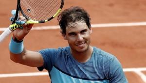 Guarda la versione ingrandita di Rafa Nadal, ritiro al Roland Garros. Al suo posto passa... (foto d'archivio Ansa)