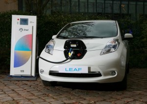Nissan e Enel: test per van sharing elettrico in Inghilterra