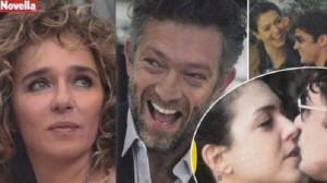 Guarda la versione ingrandita di Valeria Golino e Vincent Cassel. Riccardo Scamarcio con... (foto Novella 2000)