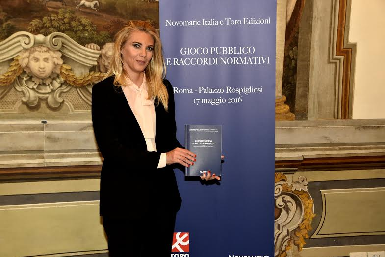 Gioco pubblico e raccordi normativi: presentato libro a Roma