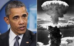 Obama a Hiroshima, primo presidente Usa: pace, non scuse