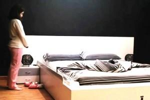 Guarda la versione ingrandita di Ohea Smart bed, il letto che si rifà da solo