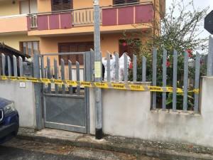 Guarda la versione ingrandita di GIuseppe Diana e Luciana Corgiolu trovati morti in casa (foto Ansa)