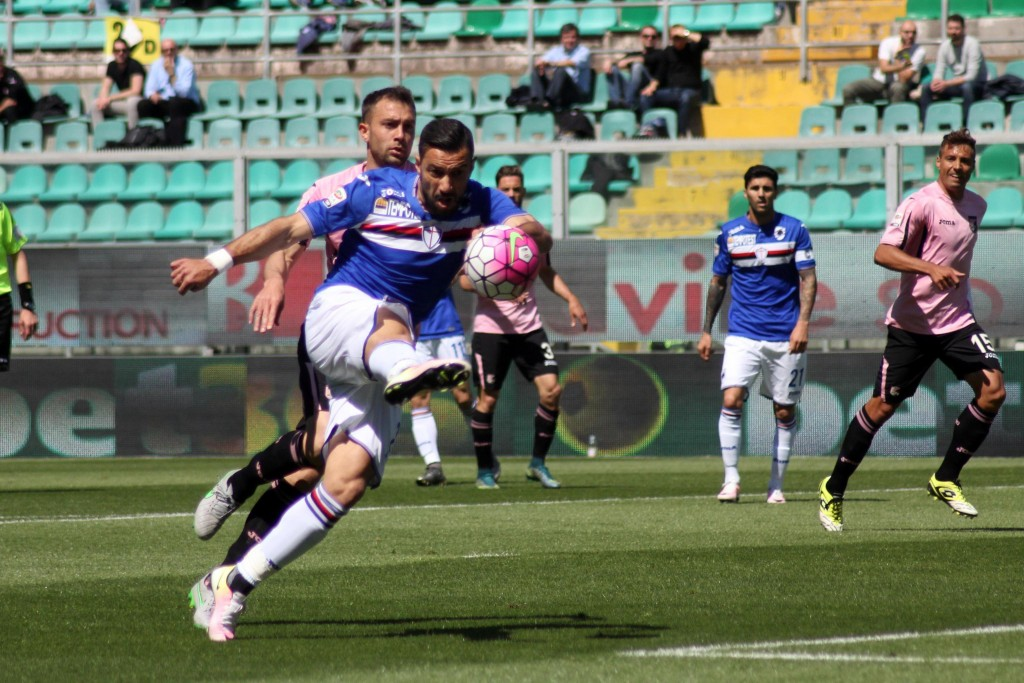 Video: Palermo vs Sampdoria