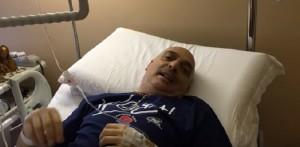 Guarda la versione ingrandita di Paolo Brosio in ospedale: grazie Madonna di Fatima e…VIDEO