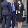 YOUTUBE George Clooney e Richard Gere premiati dal Papa 10