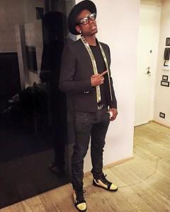 Paul Pogba: look da urlo alla festa scudetto della Juve FOTO