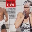 Federica Pellegrini - Filippo Magnini, doccia e mani...FOTO