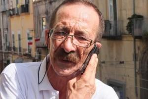 """Pino Maniaci: """"Vivo in un luogo segreto, voglio chiarire"""""""