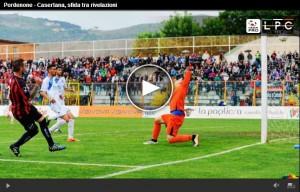 Pordenone-Casertana Sportube: streaming diretta live playoff