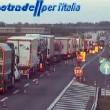 Cesena, assalto a portavalori su A14. Auto in fiamme3