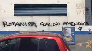 Claudio Amendola, insulti antisemiti. Lui risponde così FOTO