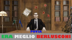 """YOUTUBE """"Era meglio Berlusconi"""": Povia, brano contro Renzi"""