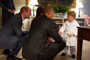 "Kate Middleton e William: ""Per far dormire George noi..."""