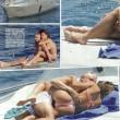 Raffaella Fico e Alessandro Moggi: vacanza bollente FOTO