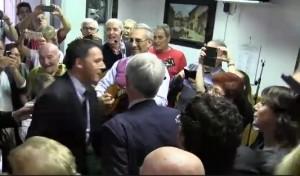 "Matteo Renzi canta ""O mia bela Madunina"""