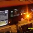 VIDEO Maxi rissa tra immigrati sul bus Atac a Roma 5