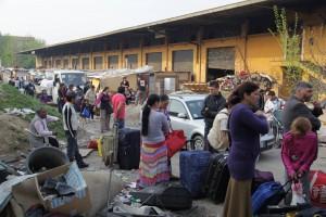 Roma, Comune non spegne termosifoni ai rom: 50° di spreco