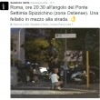 Roma, atti osceni in mezzo alla strada. FOTO indigna il web 01