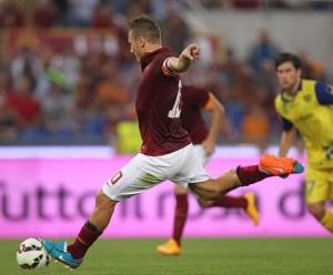 Guarda la versione ingrandita di Roma-Chievo, diretta. Formazioni ufficiali e video gol su BlitzQuotidiano (foto Ansa)