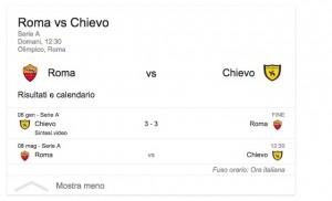 Roma-Chievo, streaming-diretta tv: dove vedere Serie A
