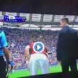 Roma-Chievo, entra Totti (600 presenze Serie A): ovazione