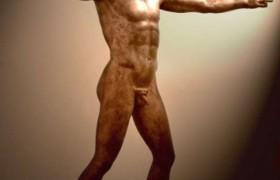 Pene piccolo per le statue greche: ecco il perché