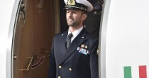 """Marò, Salvatore  Girone è tornato  in Italia: """"Siamo  un bel popolo"""""""