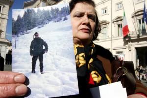 """Alessandro Chini vittima uranio, moglie: """"No risarcimento"""""""