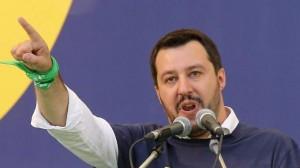 """Matteo Salvini: """"Visco dovrebbe essere in galera"""""""