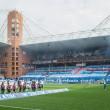 Sampdoria-Genoa 0-3 striscioni coreografie derby Lanterna_5