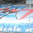 Sampdoria-Genoa 0-3 striscioni coreografie derby Lanterna_7