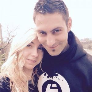 Sara Di Pietrantonio e Vincenzo Paduano (foto Facebook)