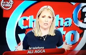 Emanuela Orlandi, Ali Agca chiama Chi l'ha visto: Vaticano..