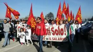 Guarda la versione ingrandita di Sciopero lavoratori pubblici 3 maggio in Toscana (Foto archivio Ansa)