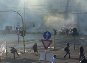 Roma, scontri Indignados: 15 condanne per 61 anni carcere