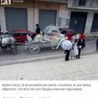 Bimba in carrozza per prima comunione, Selvagga Lucarelli... 02