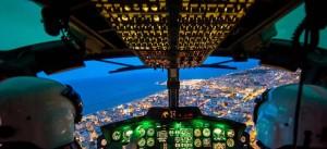 Polizia, mostra al Quirinale: l'Italia vista dall'elicottero