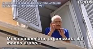 Severino Antinori deve andare in carcere ma...si sente male