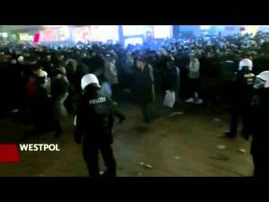 YOUTUBE Colonia, nuovo video delle violenze di Capodanno