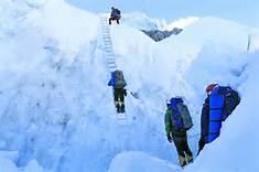 Sherpa sull' Everest