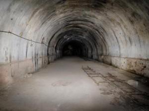 Soratte, bunker anti-atomico della seconda guerra mondiale