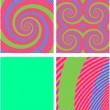 Quanti colori ci sono in questa spirale5