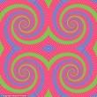 Quanti colori ci sono in questa spirale3
